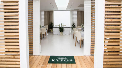 Ingresso sala Kypos